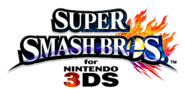 3DS SmashBros logo01 E3