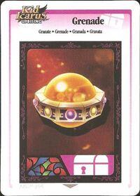Granada (Carta de RA)