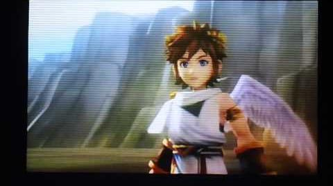 Kid Icarus Uprising 3D Anime Thanatos Rising Part 1