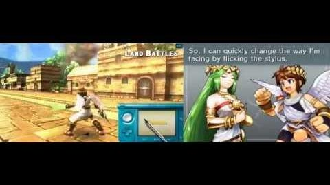 Kid Icarus Uprising Tutorial