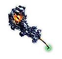 Artwork de la Maza de hierro en Kid Icarus Uprising