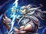 Kid Icarus: Zeus's Lightning Bolt
