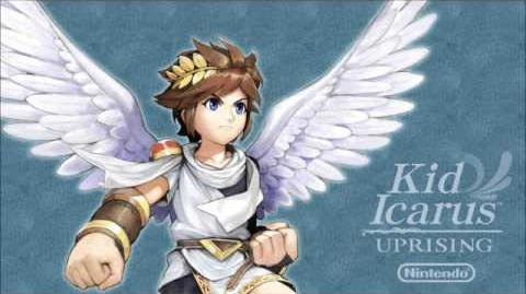 Kid Icarus Uprising Music - The Return of Palutena (Chapter 1)