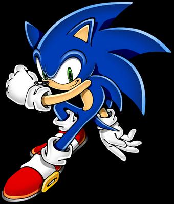 Sonic The Hedgehog Kid Icarus Fanon Wiki Fandom