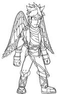 Virus Pit Sketch