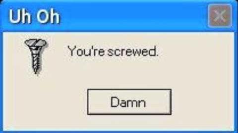 Computer Error Song