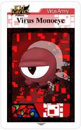 AR Card Virus Monoeye