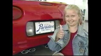 Nickelodeon Kids' Choice Awards Paradise Chevrolet Adelphia Commercial 2004