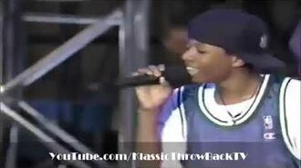 Soul for Real performance - Kids' Choice Awards 1995
