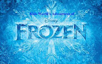 Kids World's Adventures of Frozen
