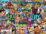 Kids World's Adventures of Nickelodeon's Ho Ho Holiday Special