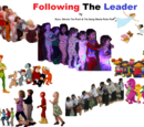 Following The Leader (crossover) by Ryan, Winnie The Pooh & The Gang Meets Peter Pan