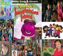 Kids World's Adventures of Barney's Imagination Island