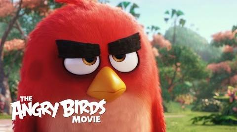 Kids World's Adventures Of The Angry Birds Movie Trailer