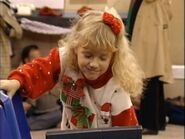 """From """"Our Very First Christmas Show"""" (1988)"""