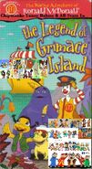 Chipmunks Tunes Babies & All-Stars In The Wacky Adventures of Ronald McDonald The Legend of Grimace Island