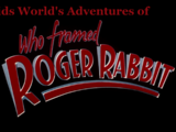 Kids World's Adventures of Who Framed Roger Rabbit