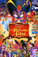 Winnie the Pooh and The Return of Jafar poster (version 2)