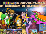 Kids World's Adventures of Barney in Outer Space