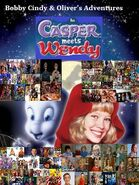 Bobby Cindy & Oliver's Adventures In Casper Meets Wendy