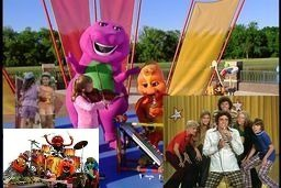 Kids Worlds Adventures of Barney Lets Make Music