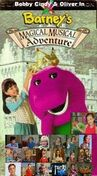 Bobby Cindy & Oliver In Barney's Magical Musical Adventure