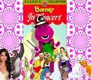 Kids World's Adventures of Barney In Concert