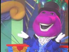 Kids World's Adventures of Barney's Super Singing Circus