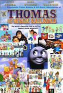 Chipmunks Tunes Babies & All-Stars' Adventures Of Thomas and the Magic Railroad