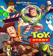 The FT Squad's Adventures in Toy Story