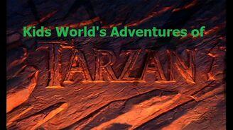 Kids World's Adventures of Tarzan