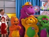 Kids World's Adventures of Barney Let's Go To The Fire House