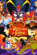 Benny, Leo and Johnny's Adventures of Aladdin and The Return of Jafar