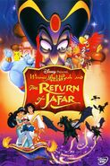 Winnie the Pooh and The Return of Jafar poster