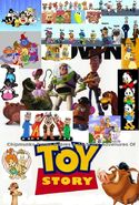 Chipmunks Tunes Babies & All-Stars' Adventures of Toy Story