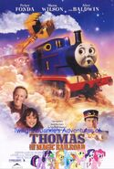 Twilight Sparkle's Adventures of Thomas and the Magic Railroad