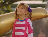 """Michelle at Disney World in """"The House Meets the Mouse (Part 1)"""" (1993)"""