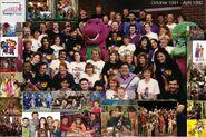 Kids World's Adventures of Barney & Friends 1
