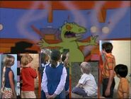 Kids World's Adventures of Reptar on Ice