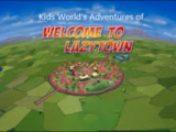 """""""Welcome to LazyTown"""""""