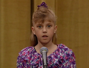 """Stephanie gets stage fright in """"Spellbound"""" (1992)"""