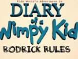 Kids World's Adventures in Diary of a Wimpy Kid: Rodrick Rules