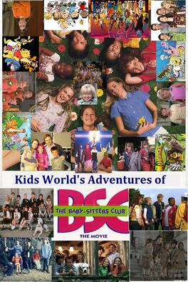 Kids World's Adventures of The Baby-Sitters Club Movie
