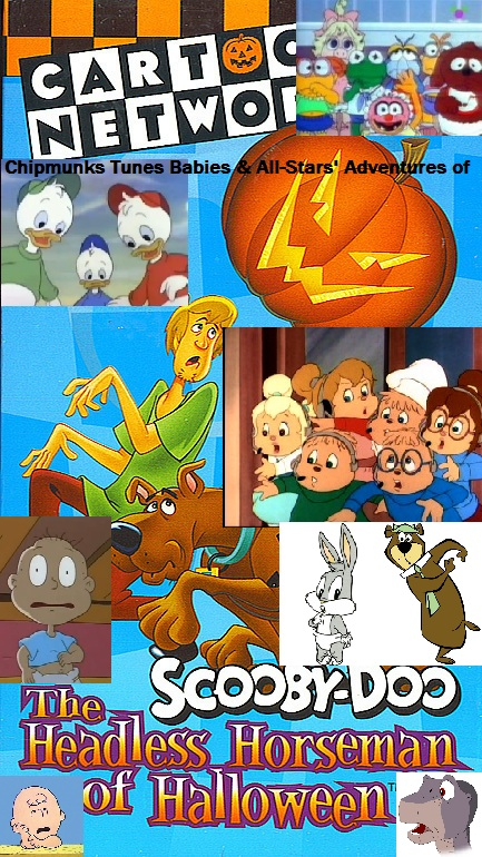 Image - Chipmunks Tunes Babies & All-Stars' Adventures of Scooby ...