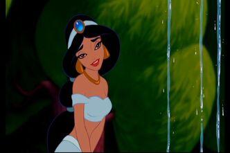 Jasmine princess of Agrabah