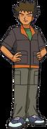 Brock in his Hoenn clothes