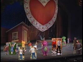 Kids World's Adventures of Barney Live In New York City