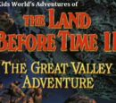 Kids World's Adventures of The Land Before Time 2: The Great Valley Adventure