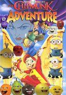 Annoying Orange and the Chipmunk Adventure Poster