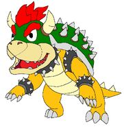 Bowser King of Koopas